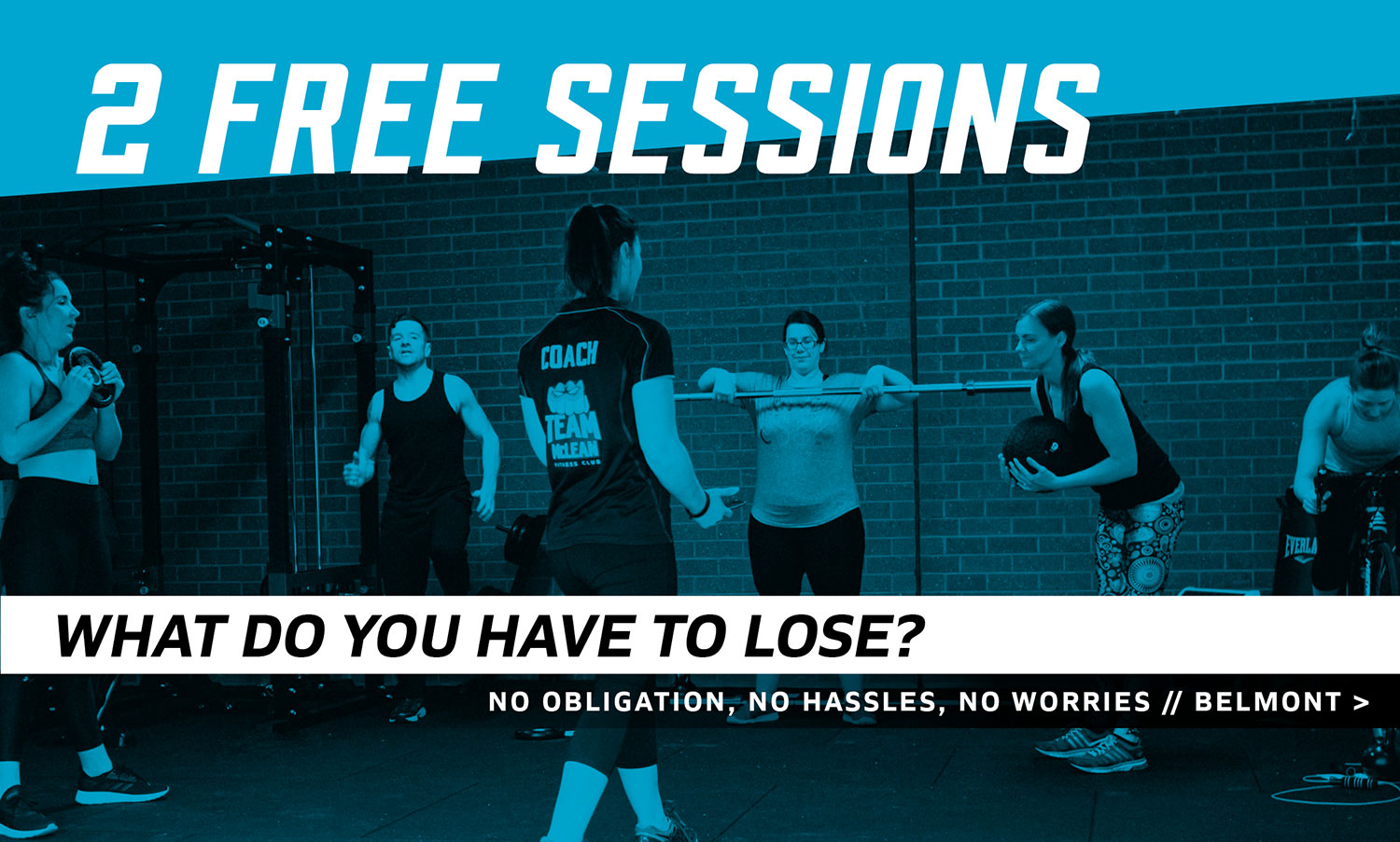 2 Free Sessions